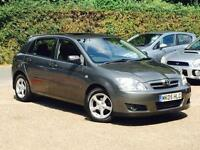 2005 Toyota Corolla 1.6 VVT-i T Spirit 5 Door Grey only 66,495 Miles FSH 1 OWNER