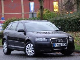 Audi A3 1.6 Special Edition Sportback 2006 +FULL SERVICE HISTORY + WARRANTY