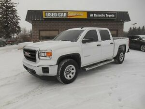 2015 GMC Sierra 1500 Base Crew Cab Short Box 4WD Peterborough Peterborough Area image 2