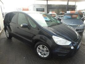 Ford S-Max ZETEC TDCI (panther black) 2010