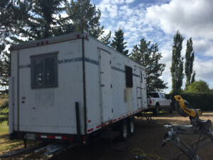 Construction Office trailer