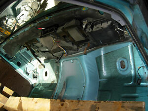 1995 Extended cab CAB F150 F250 F350 solid floorpans Cambridge Kitchener Area image 3