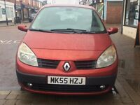 "2005 ""55"" Renault Grand Scenic 7 Seater ***LOW MILES/FULL SERVICE HISTORY***"