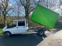 2013 Ford Transit D/CAB ARB/WATSE BODY TIPPER NO VAT Specialist/Other Diesel Man