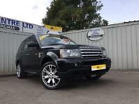 Land Rover Range Rover Sport 3.6TD V8 auto 2007MY HSE 4X4