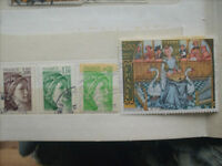 Selling My Stamp Collection--France Lot