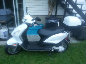 scooter 50cc 2009