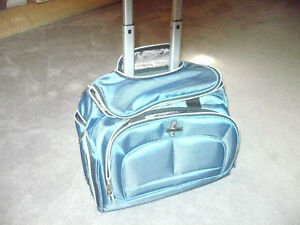 Atlantic Carry-on Rolling Suitcase