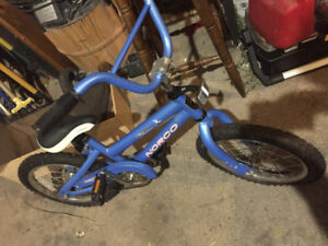 Norco lil missy kids bicycle