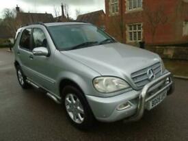 image for Mercedes ML270 CDI 5dr Tip Auto