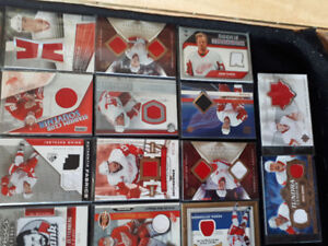 Red wings cards