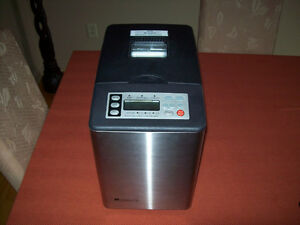Stainless Steel Breadmaker - Machine a pain Inox West Island Greater Montréal image 1