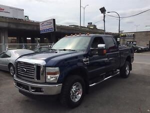 Ford Super Duty F-350 SRW 4WD Crew Cab 2008
