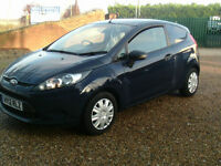 Ford Fiesta 1.6TDCi ( 95PS ) Stage V II 2011MY ECOnetic 2012 REG