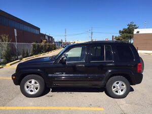 2003 Jeep Liberty Limitied Edition SUV, Crossover