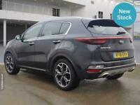 2018 Kia Sportage 1.6 CRDi ISG GT-Line 5dr - SUV 5 Seats SUV Diesel Manual