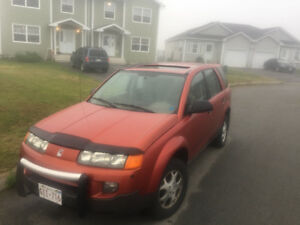 I have a 2002 Saturn Vue for Sale.