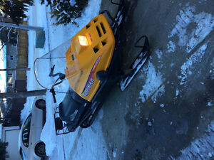 1999 Tundra II Skidoo - Excellent Condition