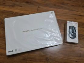 HUAWEI MateBook 13 2020 AMD 8GB + 256GB & HUAWEI Bluetooth Mouse