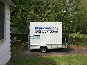 Mobil refrigerated walk in coolers for rent