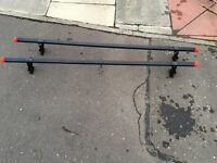 Retro Paddy Hopkirk Roof Bars Roof Rack for Vehicles With Roof Gutters