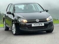 2011 Volkswagen Golf 1.6 MATCH TDI 5d 103 BHP Hatchback Diesel Manual