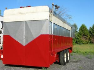 Mobile Retail Trailer with Shower