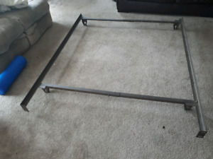Twin/double bed frame