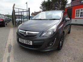 2012 Vauxhall Corsa CORSA SRI, Low mileage,12 months mot,Warranty,Px welcome ...