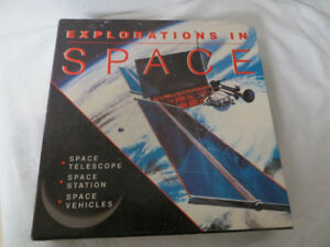 A SPACE BOOKS SET  GALLERY BOOKS