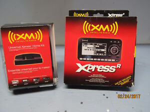 XM Satellite Radio ( Home Kit, Receiver, Car Kit)