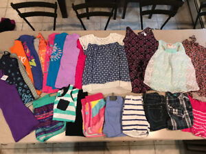 Girls Summer Clothing - lot 2 - excellent condition