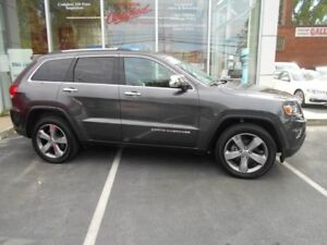 2016 JEEP GRAND CHEROKEE Limited POWER LIFT GATE AND 20'' SPORTY