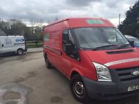 2010 ford transit parts breaking