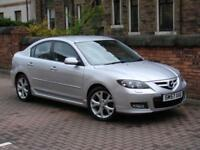 FINANCE AVAILABLE!! 2007 MAZDA 3 2.0 SPORT 4dr, 6 SPEED, 1 YEAR MOT, AA WARRANTY