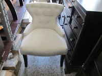 Hourglass Accent Chairs Brand New
