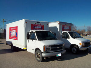 Man On The Move Moving Company has spring specials on now