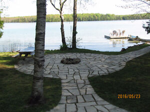 Absolutely Beautiful Waterfront Home-2 hrs from Toronto