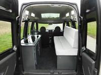 2008 58 Fiat Doblo Highroof 1.9 Diesel CAMPERVAN, DAY VAN, MOTORHOME, CAMPER