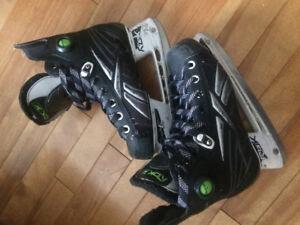 3 pairs of skates