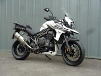 TRIUMPH TIGER XCA EXPLORER 1215cc ADVENTURE TOURING COMMUTING MOTORCYCLE