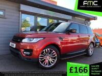 Land Rover Range Rover Sport 3.0SD V6 ( 292ps ) 4X4 Auto HSE **Dynamic - FSH **