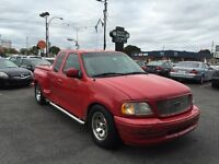 """Ford F-150 Series Supercab Flareside 139"""" 2000"""