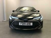 2019 Toyota Corolla 2.0 VVT-i Hybrid Excel 5dr CVT HATCHBACK Petrol/Electric Hyb