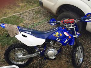 Yamaha TTR125 Small Wheel