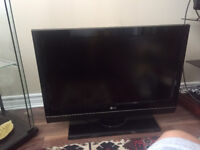 """$50-Sq 1-2009 LG TV-29""""can't find remote"""