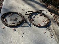cable d'acier  élingue pour traction sling