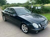 2002 Mercedes Benz E270 CDI Elegance Automatic - Only 99k- Free Delivery! -