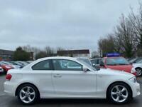 2012 BMW 1 Series 2.0 120i SE 2dr Coupe Petrol Manual