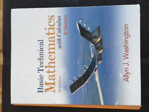Basic technical mathematics with calculus buy or sell books in mathematics with calculus si version ninth edition fandeluxe Gallery